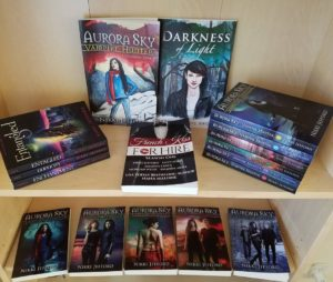 penned con paperbacks