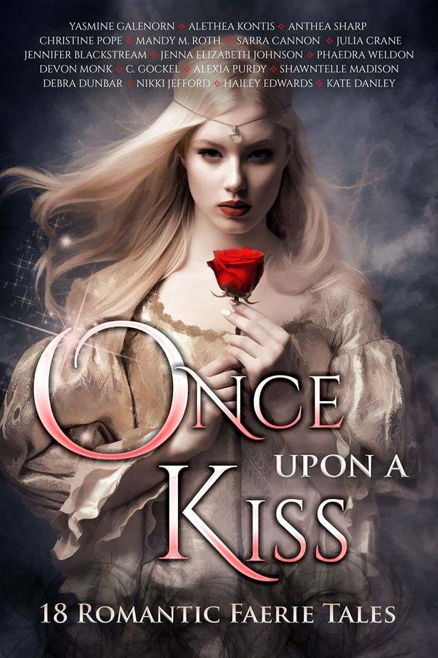 Once Upon A Kiss Cover