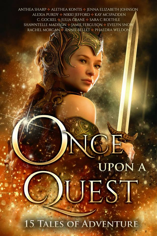 Once Upon A Quest Cover