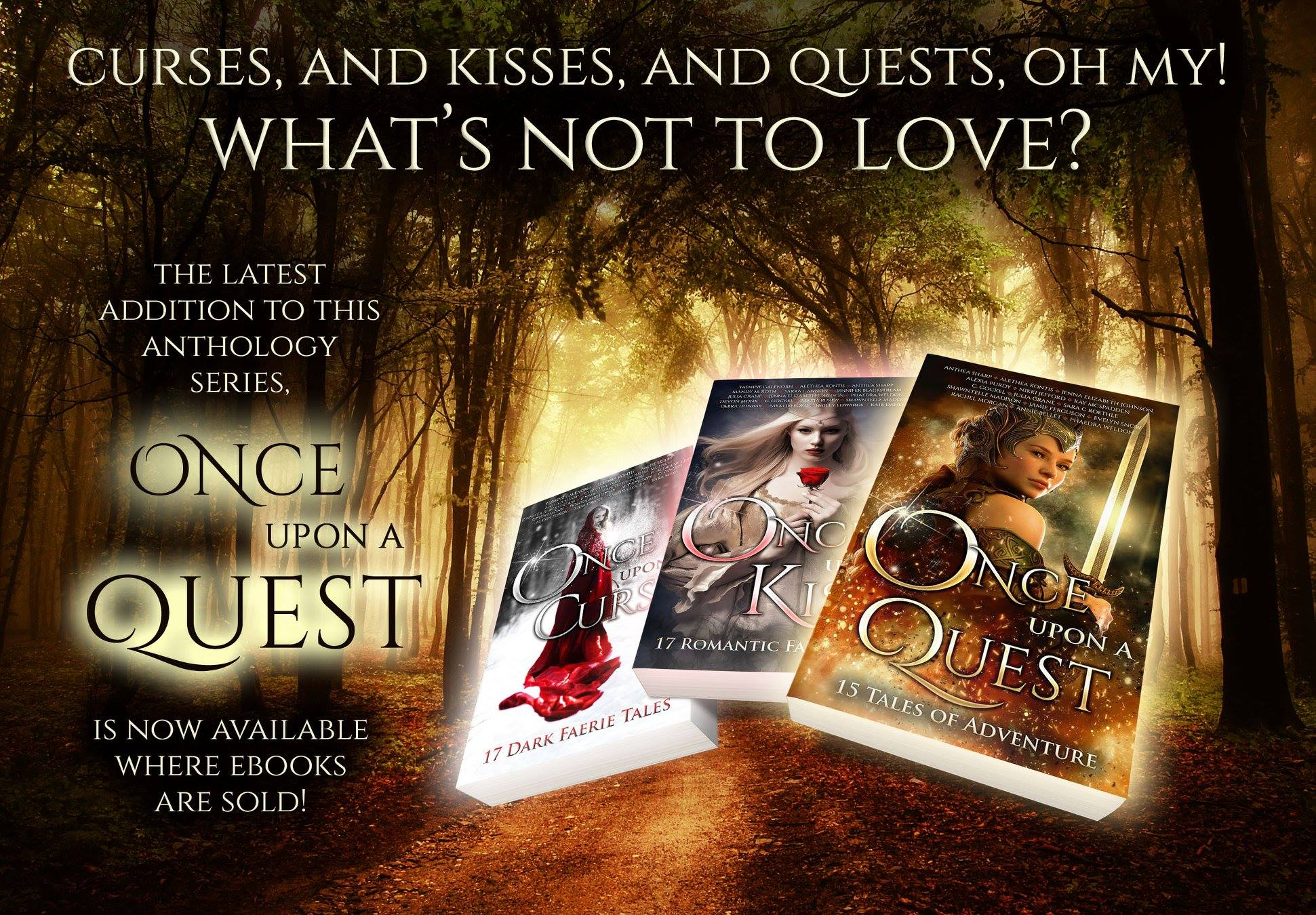 Once Upon – Anthologies