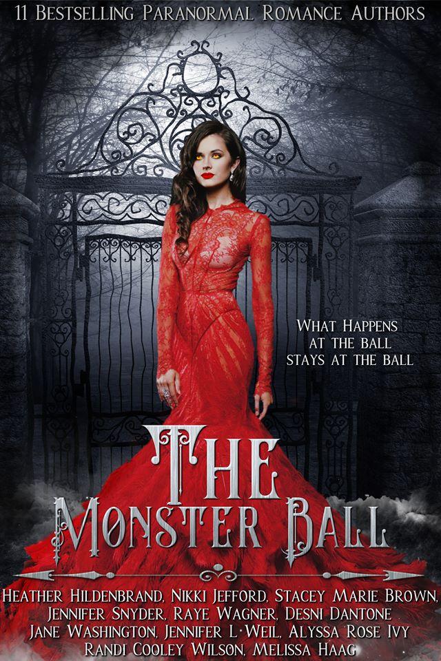The Monster Ball Cover
