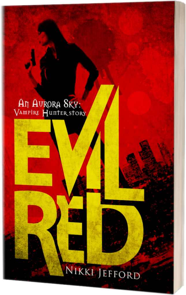 Evil Red Cover
