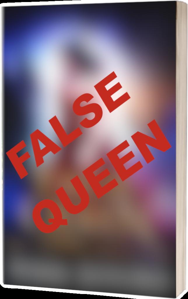 False Queen Cover