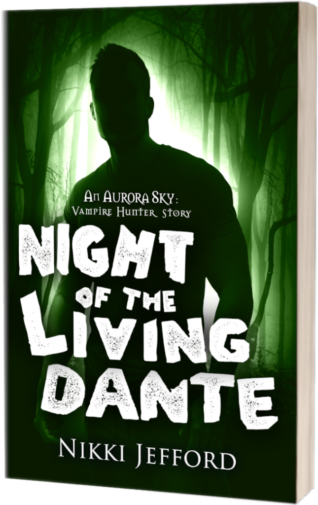 Night Of Living Dante Cover
