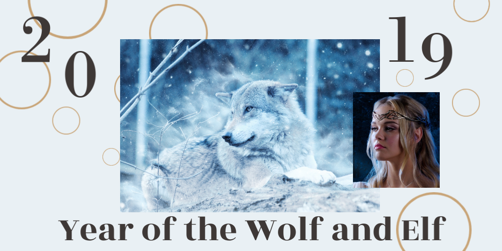 2019 Year of the Wolf and Elf