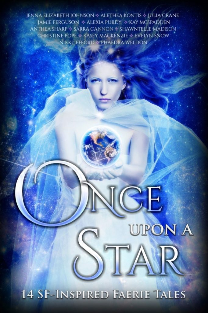 Once Upon A Star Cover